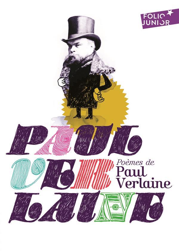 POEMES VERLAINE PAUL GALLIMARD