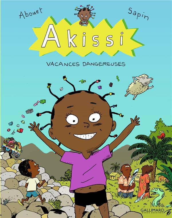 AKISSI, 3 : AKISSI - VACANCES DANGEREUSES
