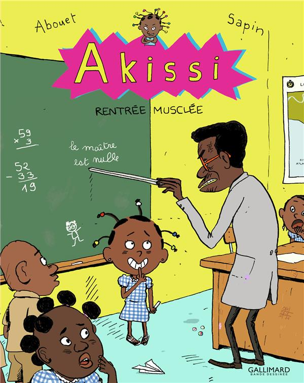 AKISSI, 4 : AKISSI - RENTREE MUSCLEE