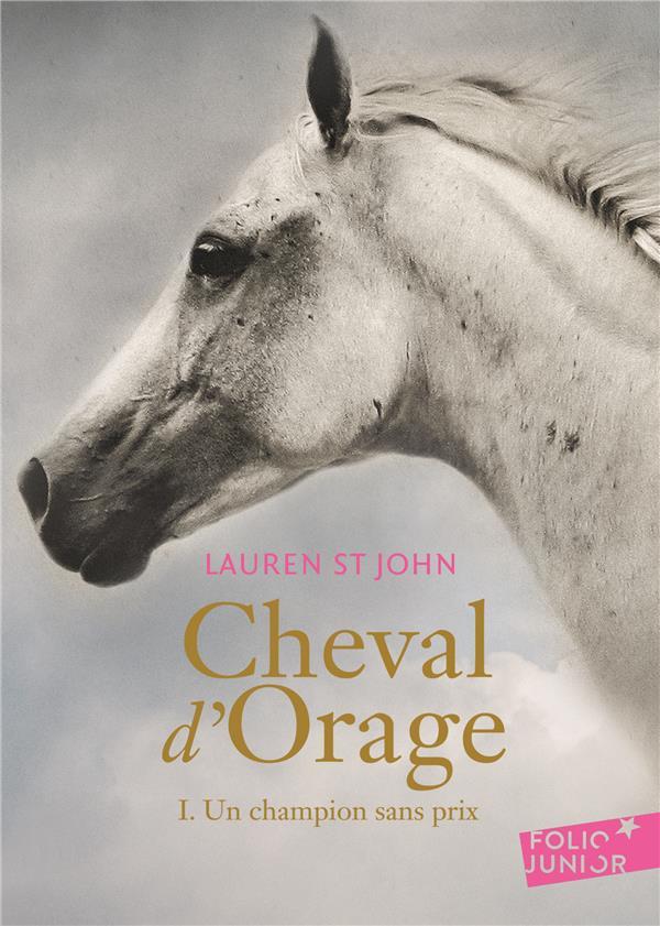 CHEVAL D'ORAGE T1