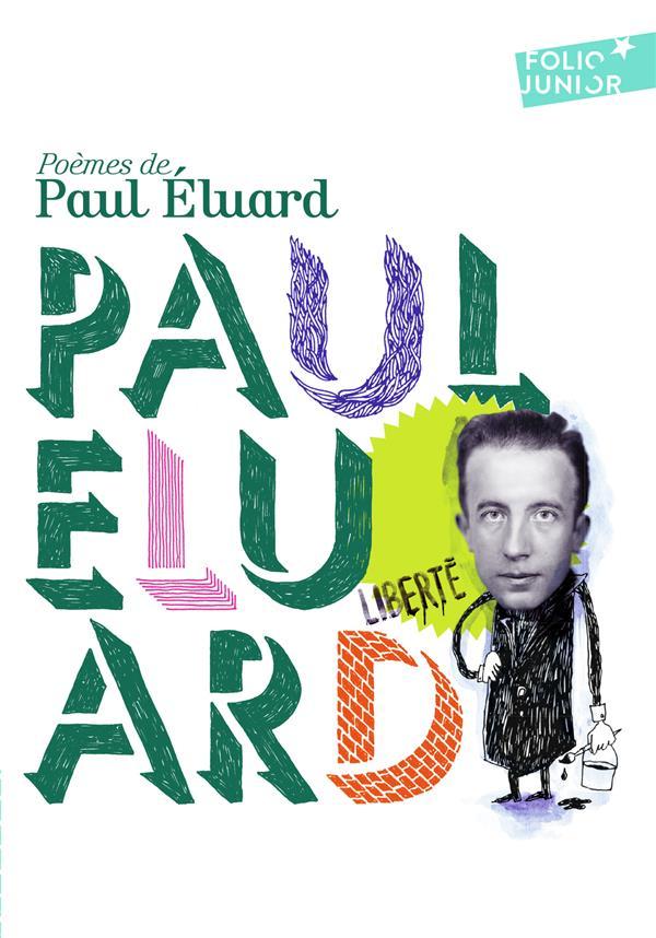 PAUL ELUARD (CHOIX DE POEMES)