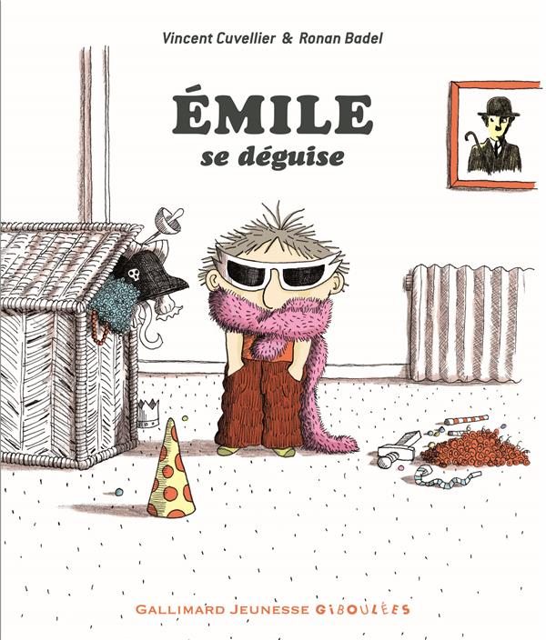 EMILE SE DEGUISE
