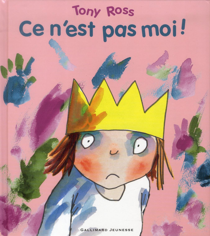 CE N'EST PAS MOI ! ROSS TONY Gallimard-Jeunesse
