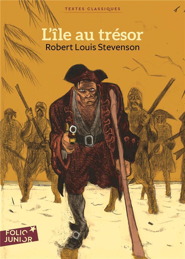 Stevenson Robert Louis - L'ILE AU TRESOR