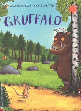 GRUFFALO DONALDSON/SCHEFFLER Gallimard-Jeunesse
