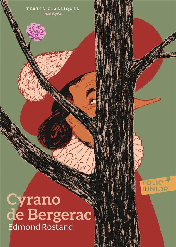 CYRANO DE BERGERAC - COMEDIE HEROIQUE EN CINQ ACTES EN VERS ROSTAND/COURGEON Gallimard-Jeunesse