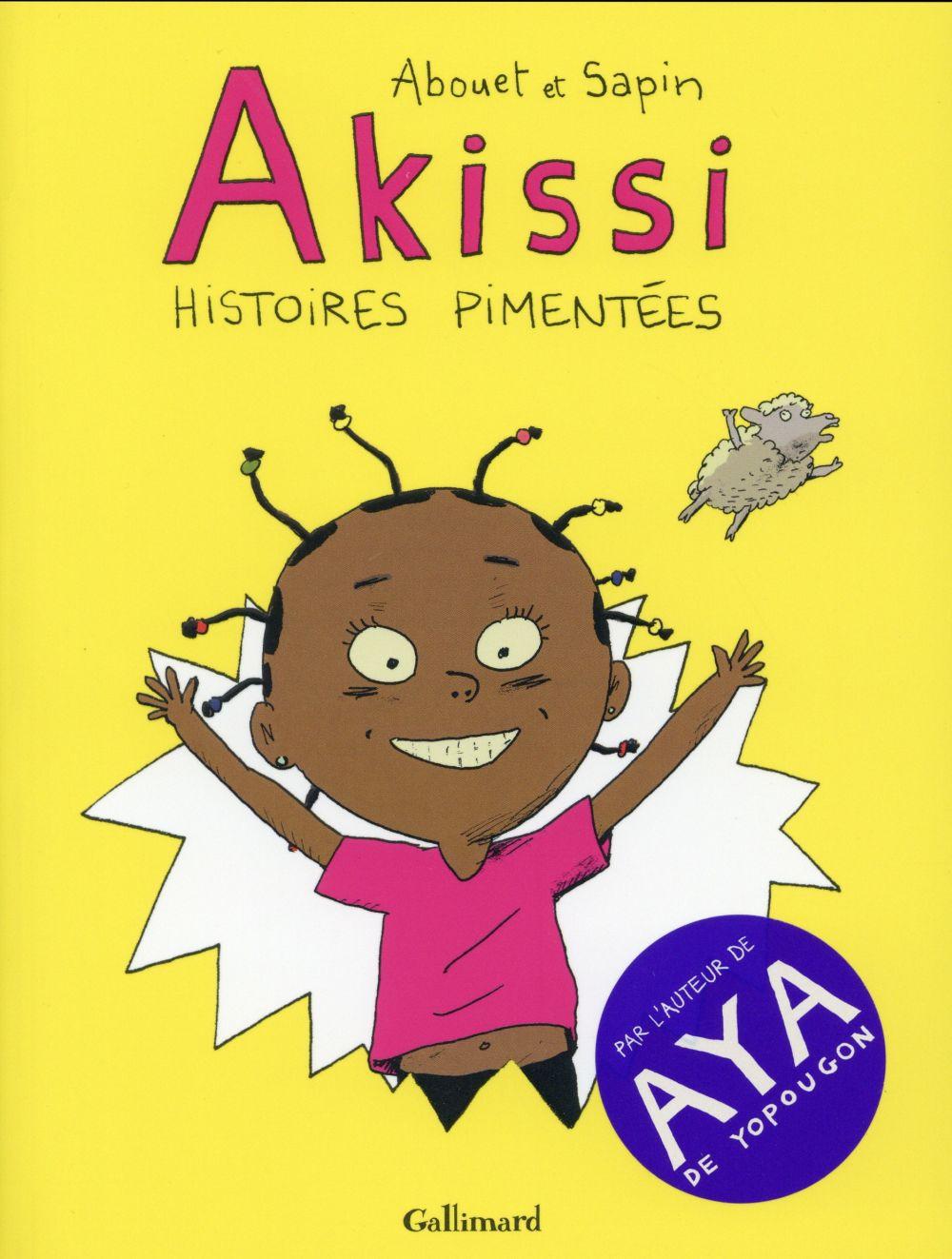 AKISSI, HISTOIRES PIMENTEES