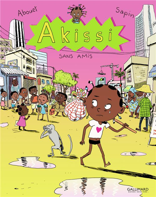 AKISSI, 6 : AKISSI - SANS AMIS