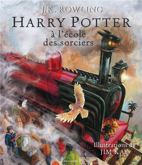HARRY POTTER T.1     HARRY POTTER A L'ECOLE DES SORCIERS