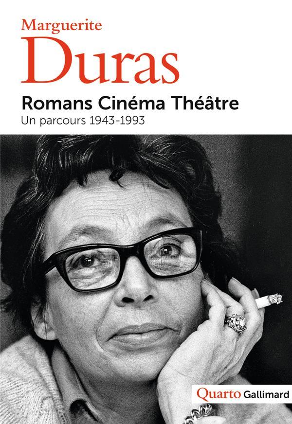 ROMANS, CINEMA, THEATRE, UN PARCOURS - 1943-1993