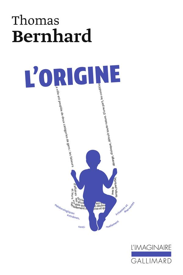 L'ORIGINE  -  SIMPLE INDICATION