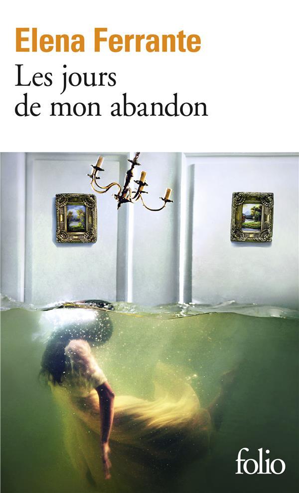 LES JOURS DE MON ABANDON