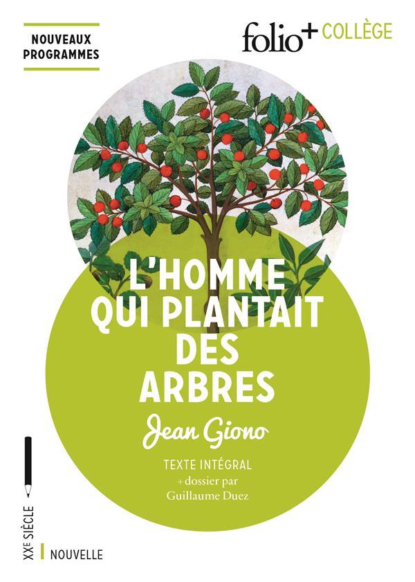 L'HOMME QUI PLANTAIT DES ARBRES GIONO JEAN Gallimard