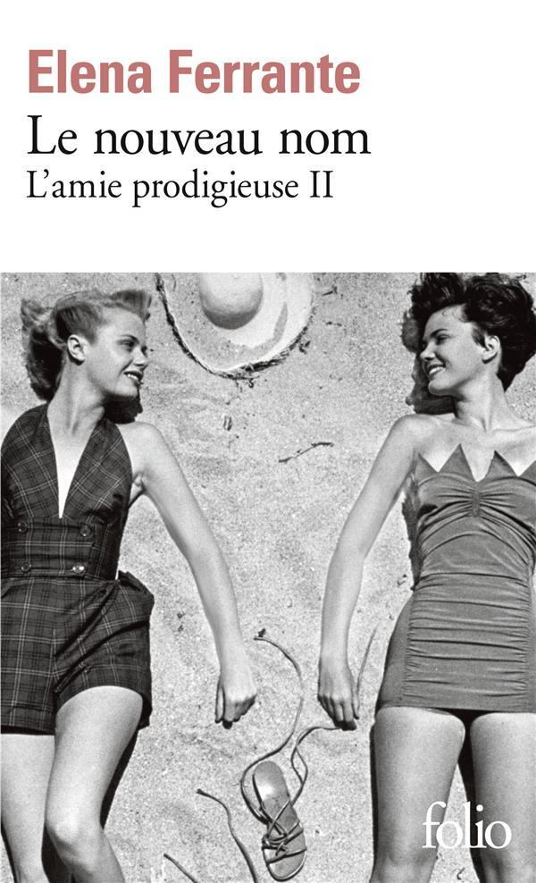 L'AMIE PRODIGIEUSE, II : LE NOUVEAU NOM - JEUNESSE
