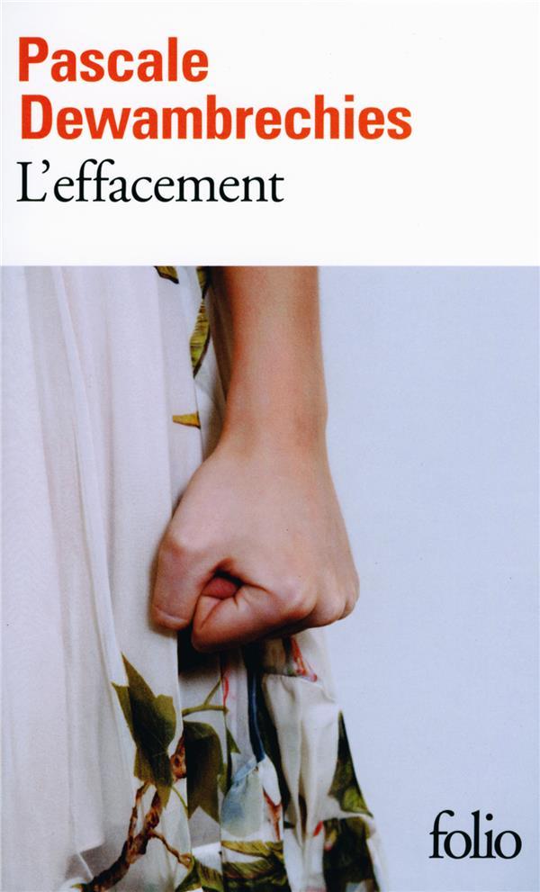 L'EFFACEMENT