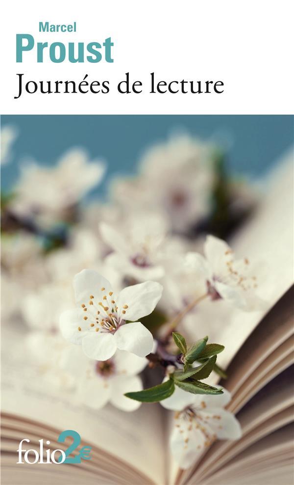 JOURNEES DE LECTURE PROUST MARCEL Gallimard