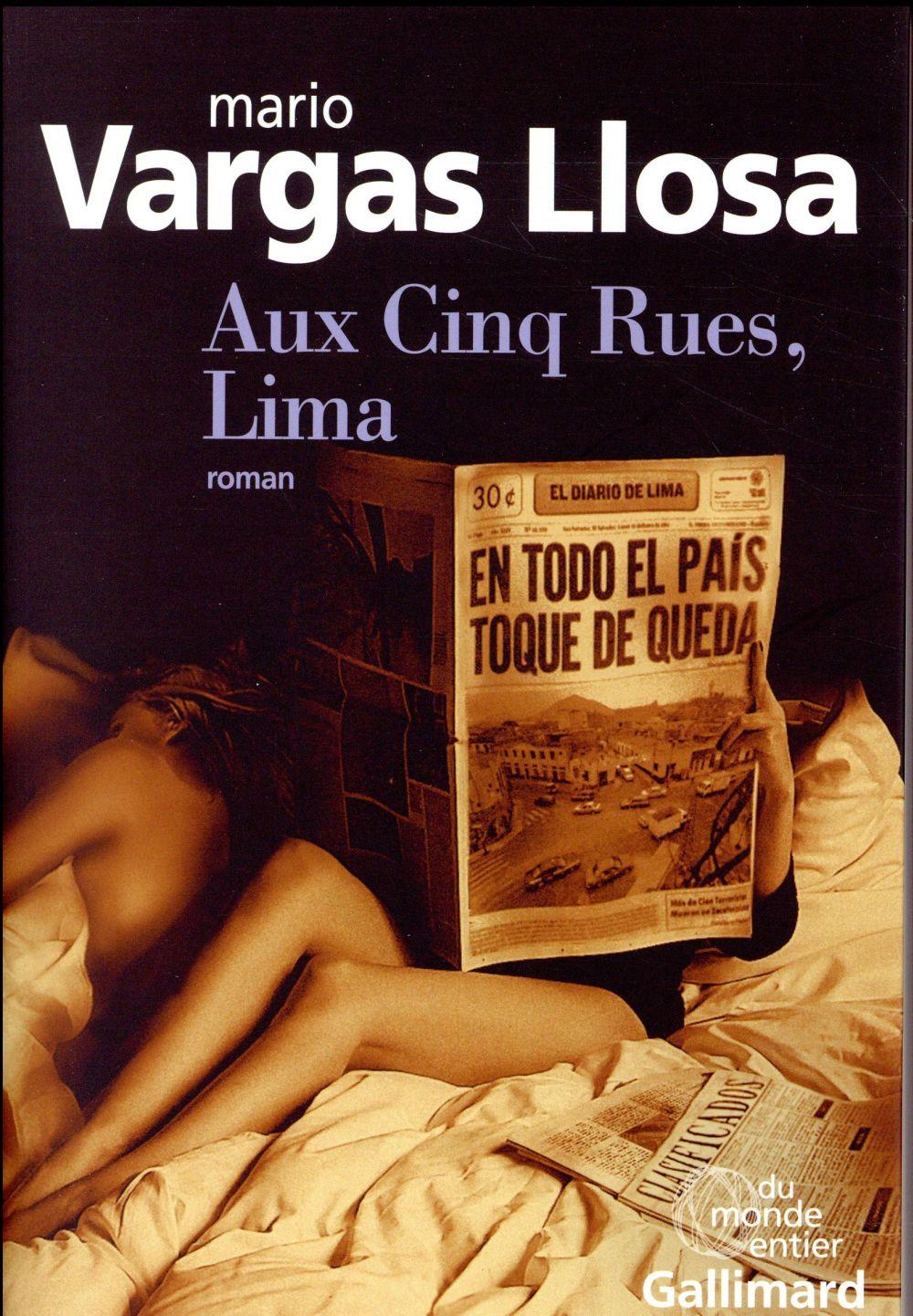 AUX CINQ RUES, LIMA