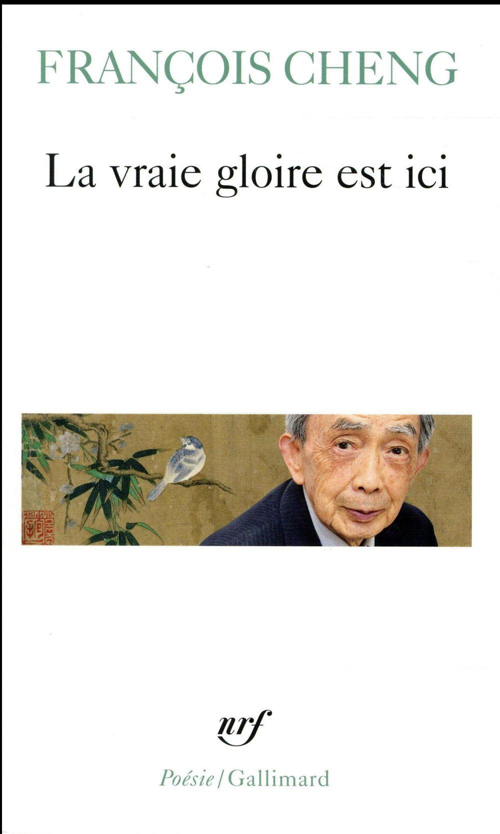 LA VRAIE GLOIRE EST ICI  Gallimard