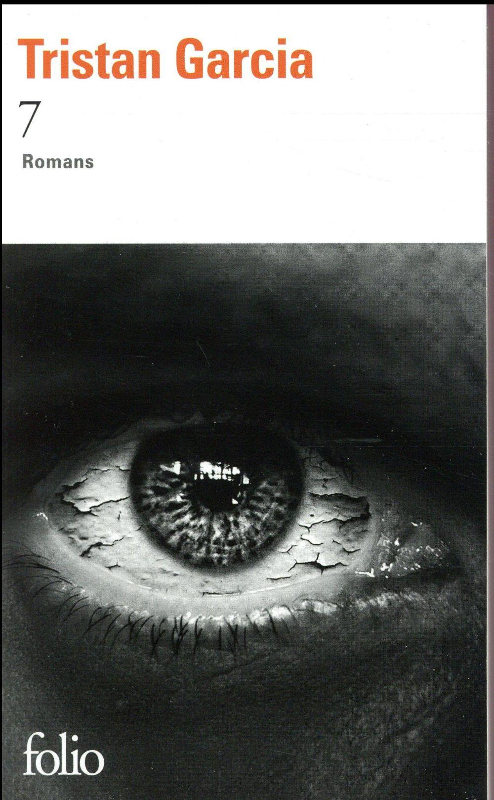 7 - ROMANS Garcia Tristan Gallimard