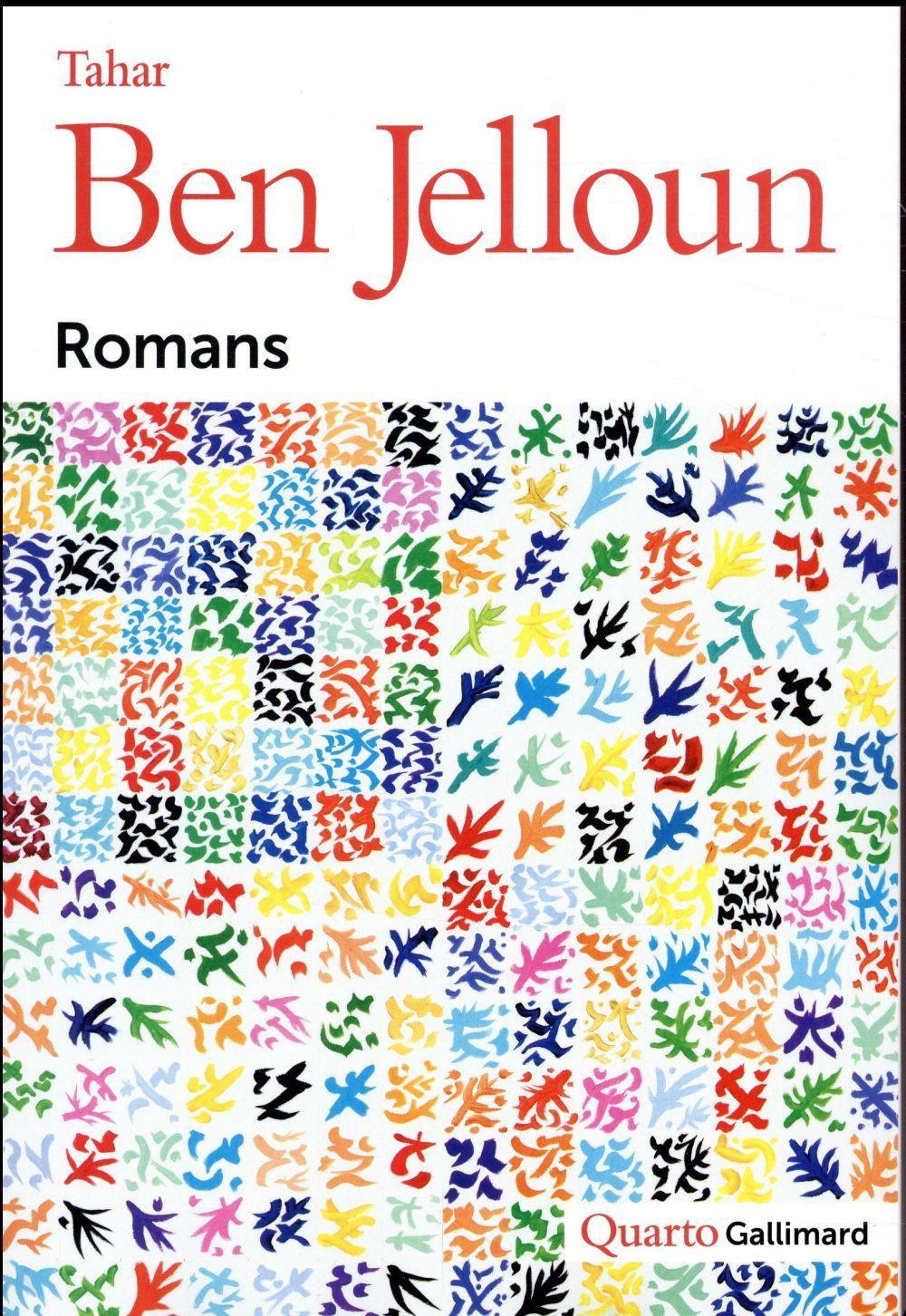 ROMANS BEN JELLOUN TAHAR Gallimard