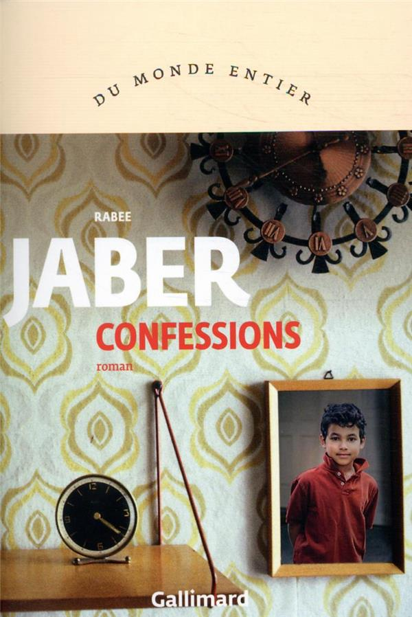 CONFESSIONS JABER, RABEE NC