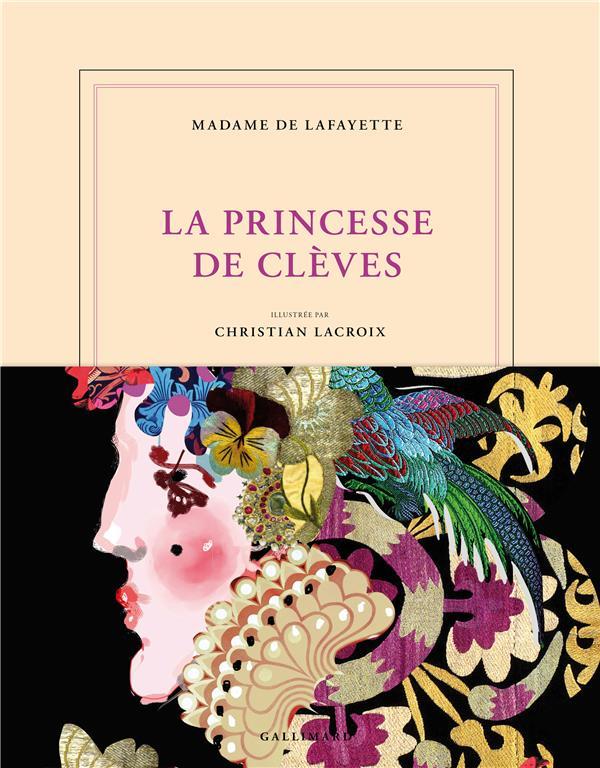 LA PRINCESSE DE CLEVES LAFAYETTE/LACROIX GALLIMARD