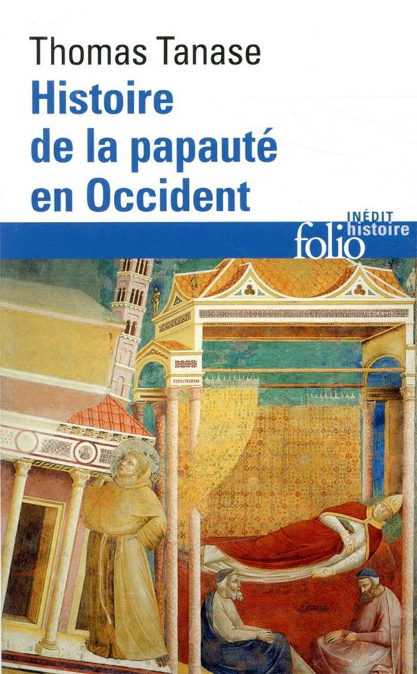 HISTOIRE DE LA PAPAUTE EN OCCIDENT