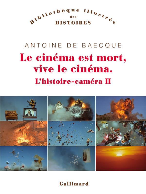 LE CINEMA EST MORT VIVE LE CIN