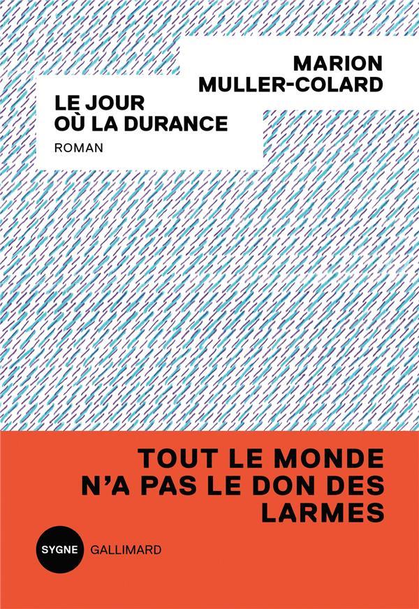 LE JOUR OU LA DURANCE