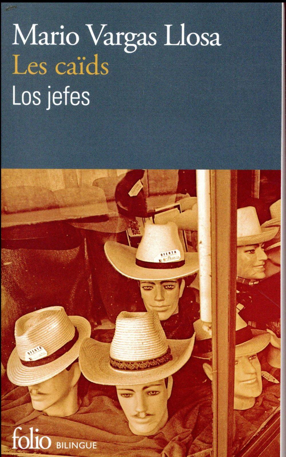 LES CAIDS  -  LOS JEFES