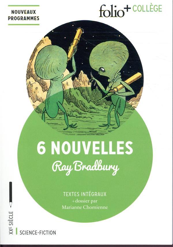 6 NOUVELLES BRADBURY RAY GALLIMARD