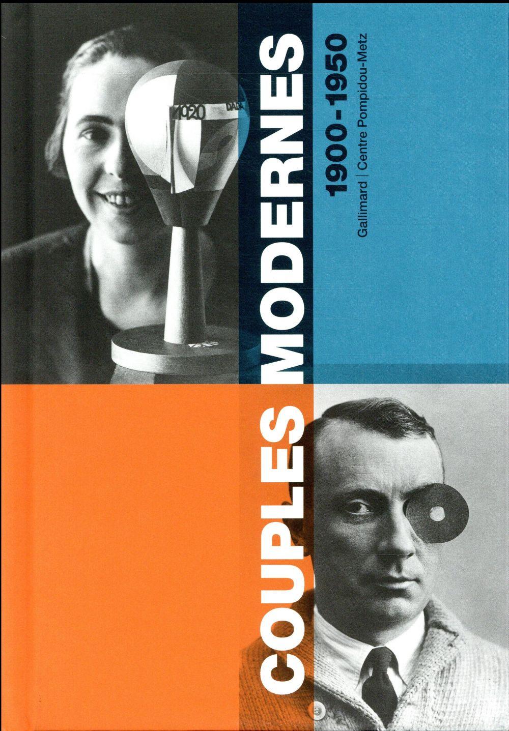 COUPLES MODERNES - (1900-1950)