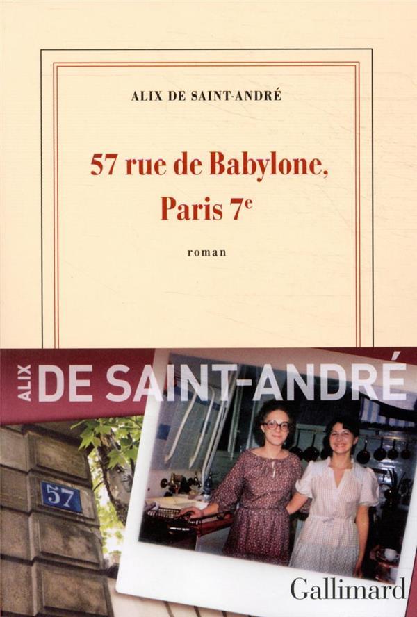 57, RUE DE BABYLONE PARIS 7