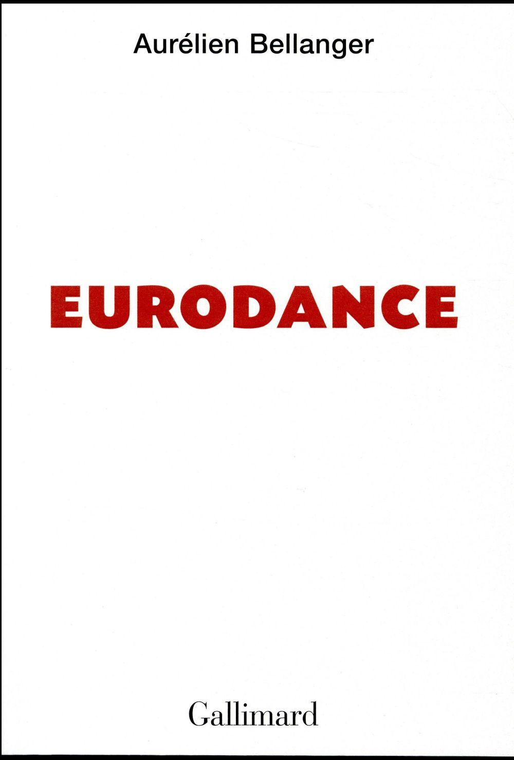 EURODANCE BELLANGER AURELIEN GALLIMARD