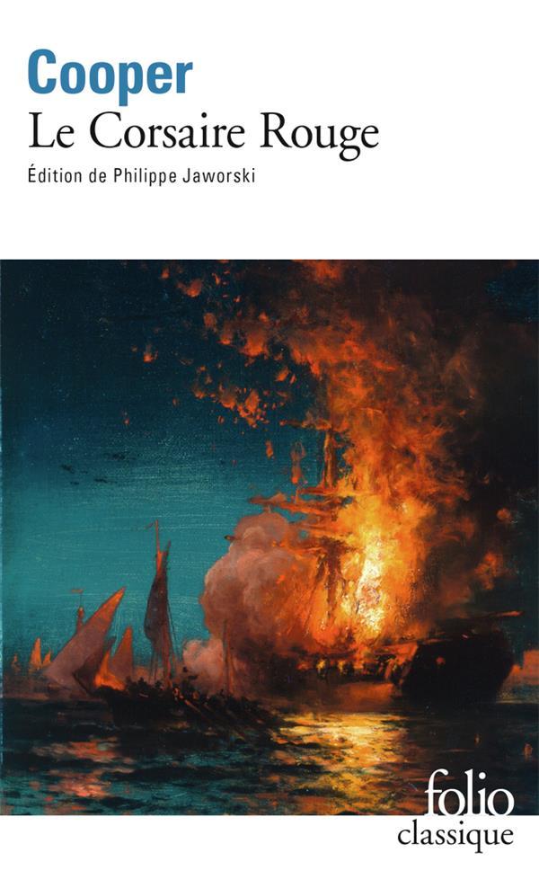 LE CORSAIRE ROUGE COOPER J F. GALLIMARD