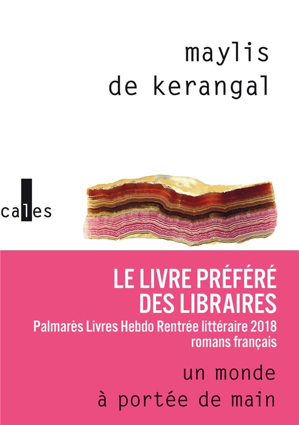 UN MONDE A PORTEE DE MAIN KERANGAL MAYLIS DE VERTICALES