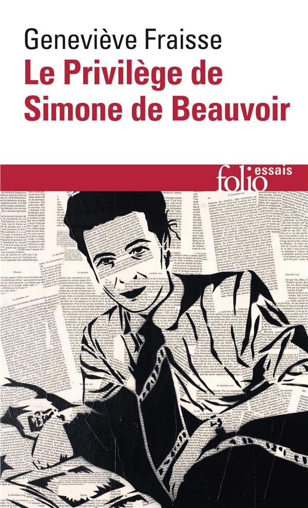 LE PRIVILEGE DE SIMONE DE BEAUVOIR