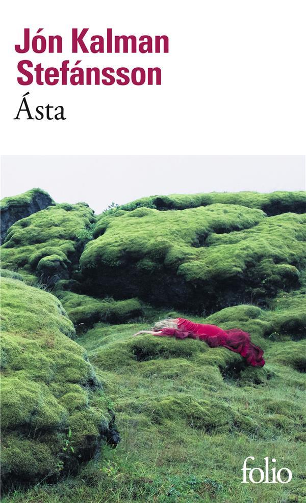 ASTA STEFANSSON JON KALMA GALLIMARD