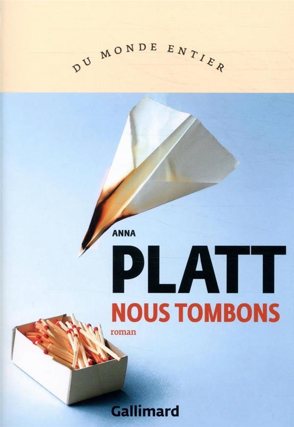 NOUS TOMBONS PLATT ANNA NC