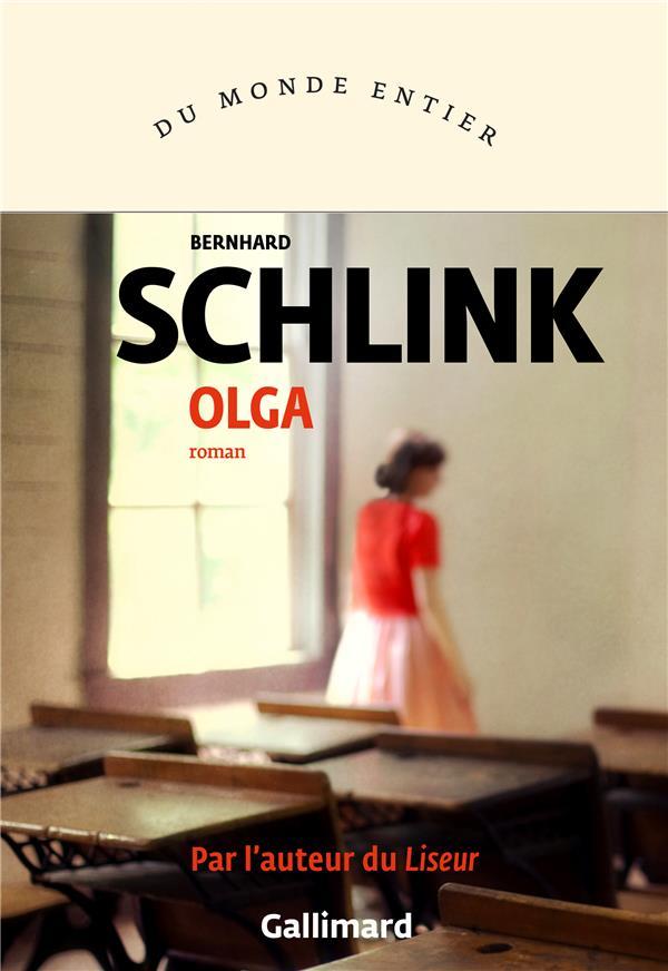 OLGA SCHLINK BERNHARD GALLIMARD
