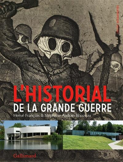 HISTORIAL DE LA GRANDE GUERRE COLLECTIFS GALLIMARD GALLIMARD