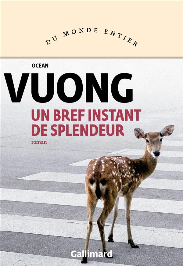 UN BREF INSTANT DE SPLENDEUR