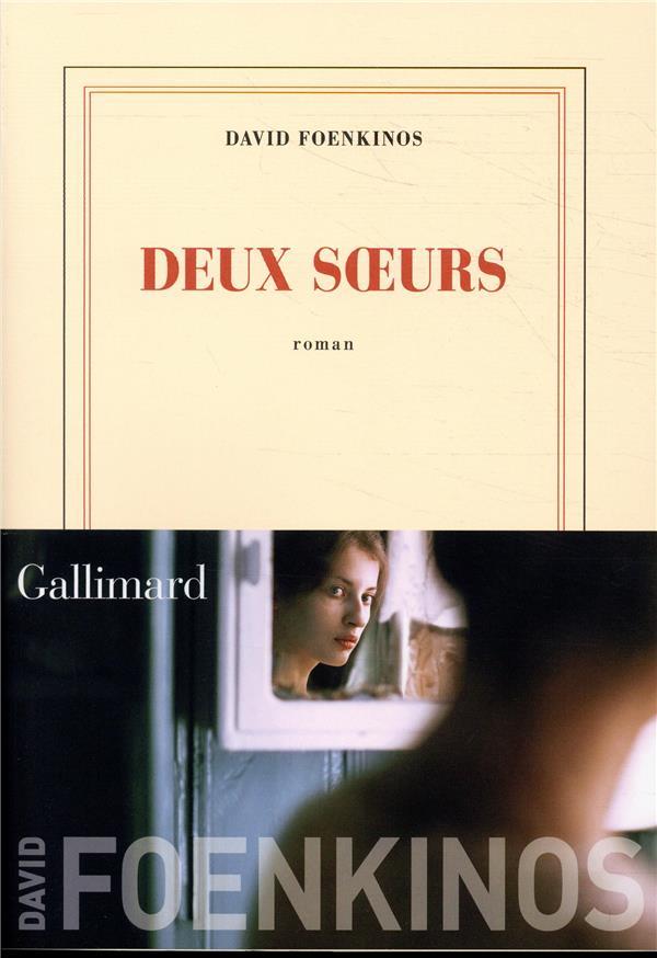 DEUX SOEURS FOENKINOS DAVID GALLIMARD