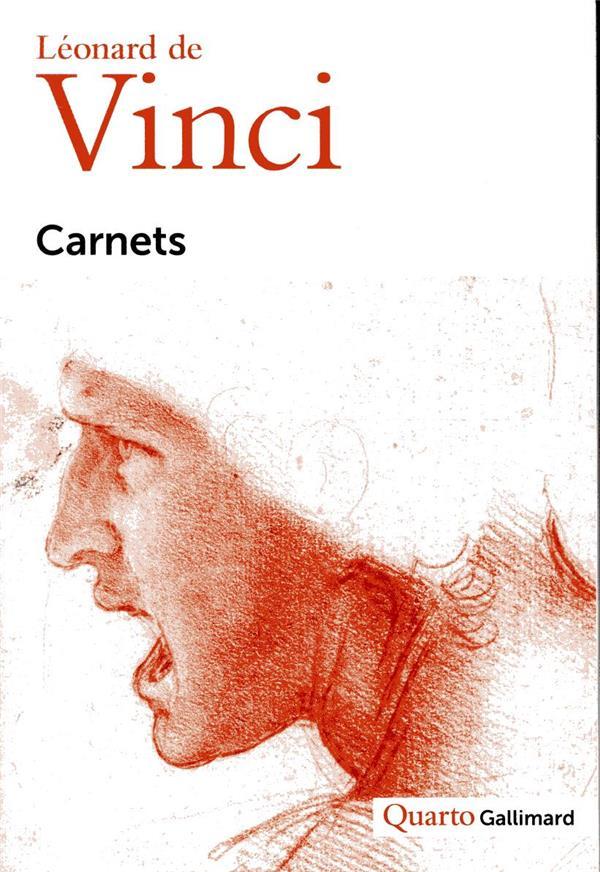CARNETS LEONARD DE VINCI GALLIMARD