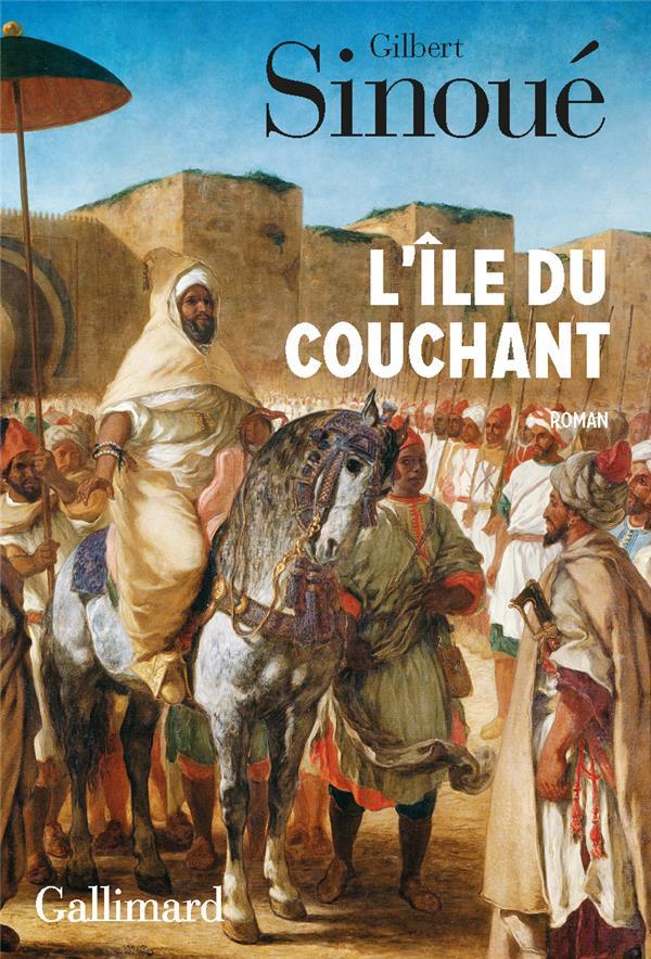 L-ILE DU COUCHANT
