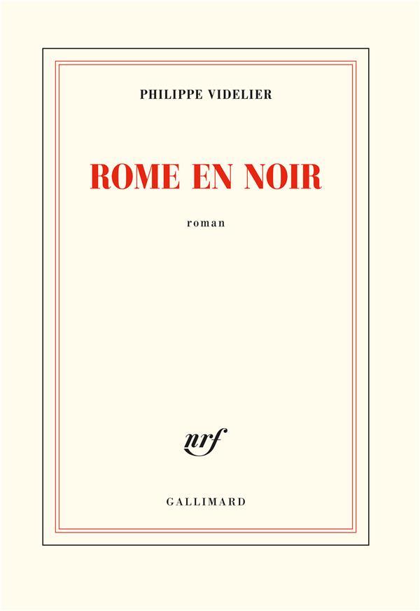 ROME EN NOIR