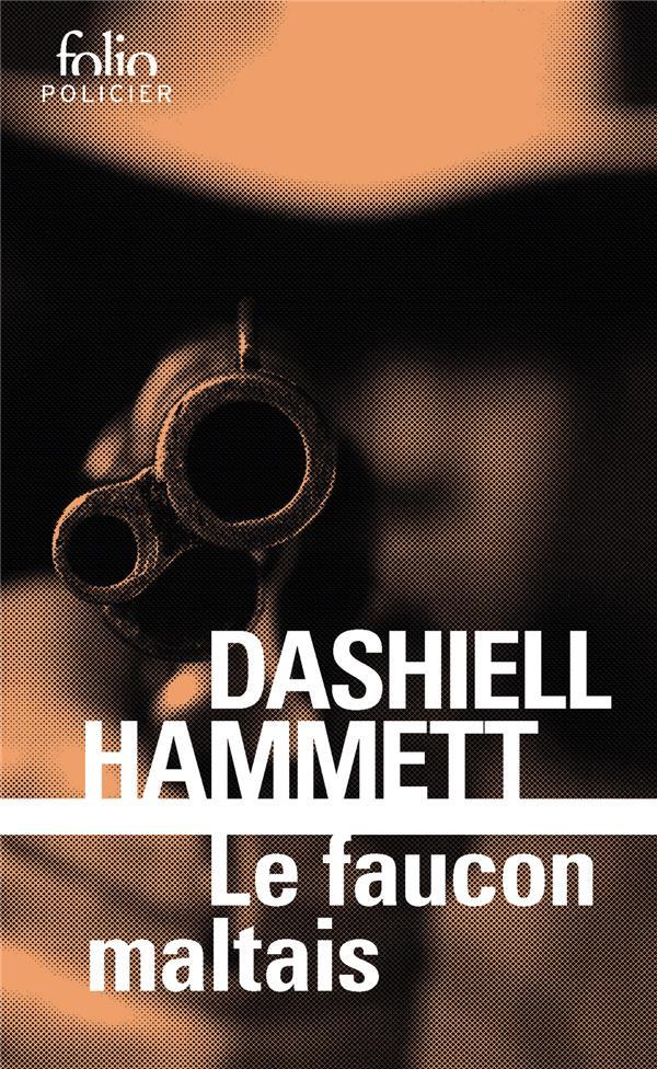 LE FAUCON MALTAIS - UNE ENQUET HAMMETT DASHIELL GALLIMARD