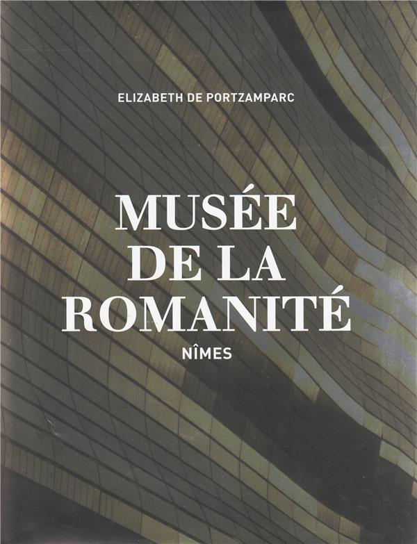 MUSEE DE LA ROMANITE  -  NIMES
