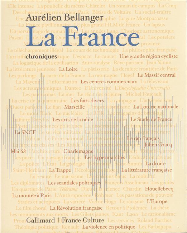LA FRANCE   CHRONIQUES