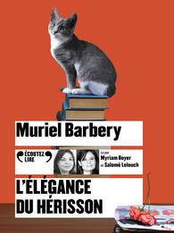 L'ELEGANCE DU HERISSON BARBERY, MURIEL GALLIMARD